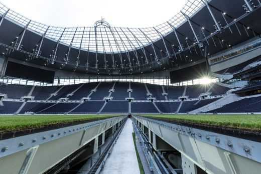 Tottenham Hotspur Stadium London