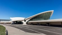 TWA Flight Center John F Kennedy Airport building
