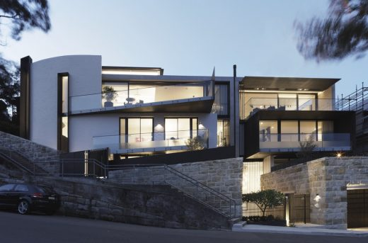 Twin Houses in Sydney