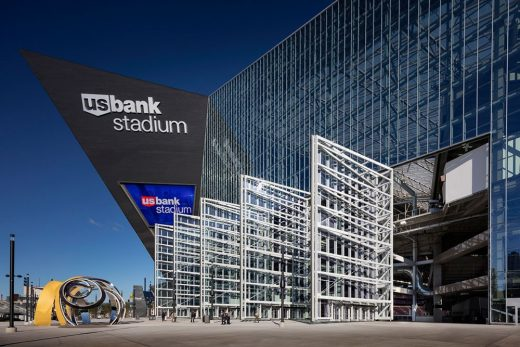U.S. Bank Stadium Minneapolis, Minnesota