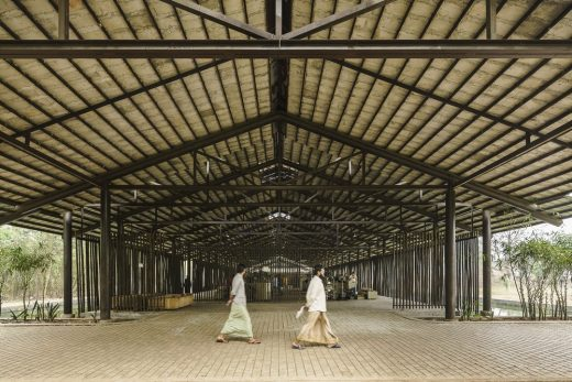 Amber Denim Loom Shed in Gazipur Bangladesh