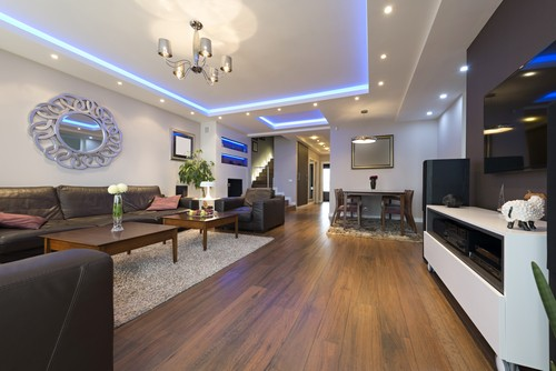 How To Create An Architectural Light Design With LED Downlights