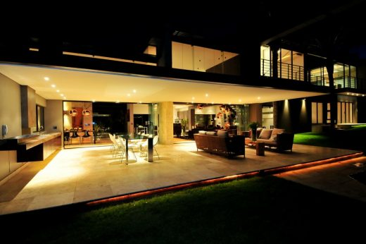 Contemporary luxury Morningside property