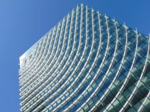 Castellana 77 Building by Madrid Architect Office