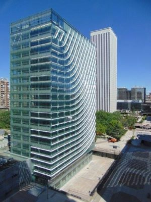 Castellana 77 Building Madrid
