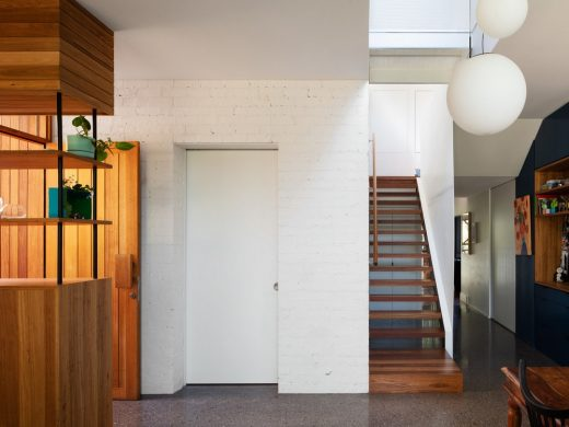 Elm St House in Melbourne