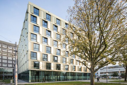 Erasmus Campus Student Housing in Rotterdam