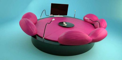Future Systems Sofa - yJan Kaplicky furniture design