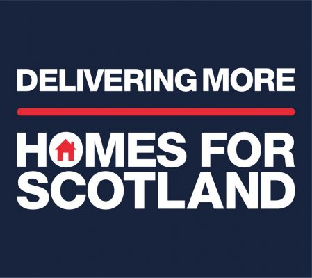 Homes for Scotland new logo