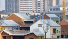 Hongkong Land Yorkville North Kindergarten in HK