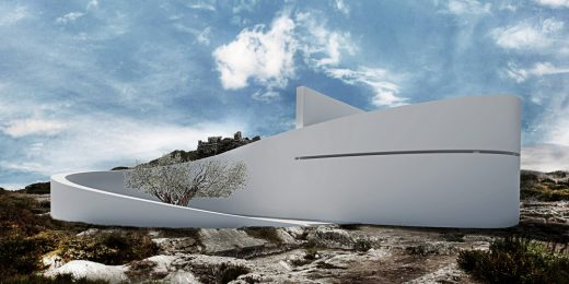 Infinity Chapel in Portugal - Portuguese Architecture News