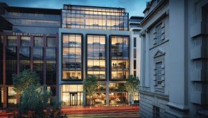 The Mercantile office development Belfast