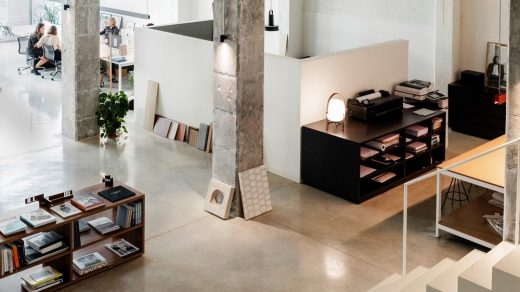 Mesura Barcelona Office Interior