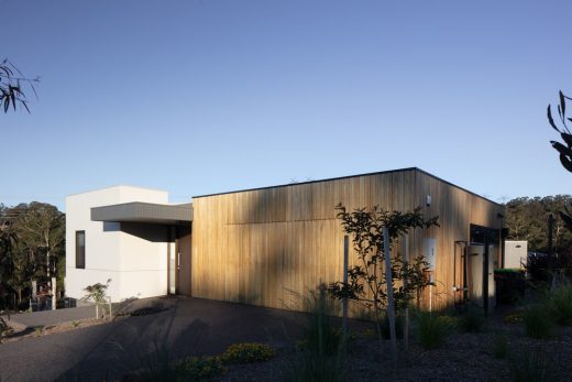 Mullum Creek House in Donvale Victoria