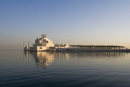 Museum of Islamic Art, Doha, Qatar by I. M. Pei