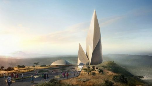 The Museum of Humankind in The Great Rift Valley Africa