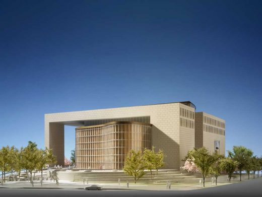 National Museum of African American History and Culture design