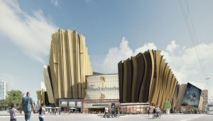 Perm Retail and Leisure Scheme Russia