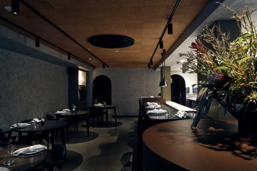 Restaurant Navi in Melbourne