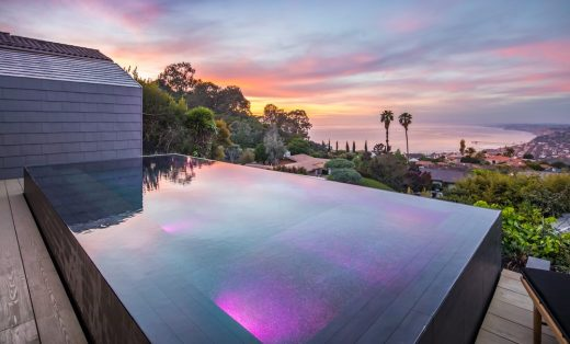 Contemporary Luxury Property with Views in CA