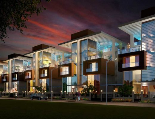 Shah Orchid Villas Mumbai by THE FIRM