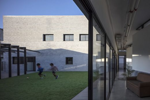 Shelter for Victims of Domestic Violence near Tel-Aviv