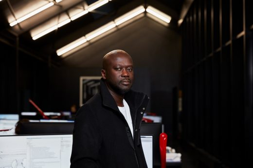 Sir David Adjaye OBE RA