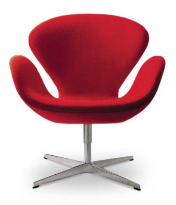 Modern Architect Furniture Swan chair Architectural Products
