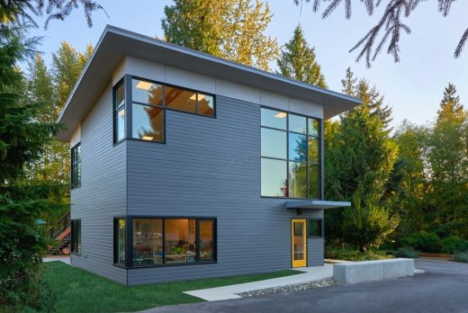 Whole Earth Montessori School Building in Bothell, Washington