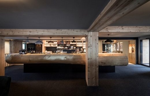 South Tyrol building design by noa*