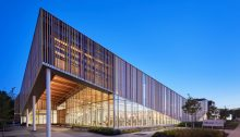 Albion Library building by Perksin + Will