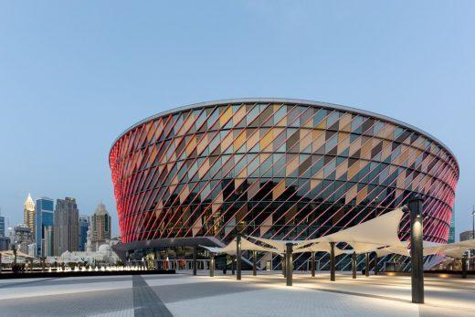 Coca Cola Arena in Dubai