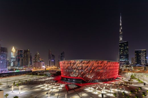 Coca Cola Arena in Dubai