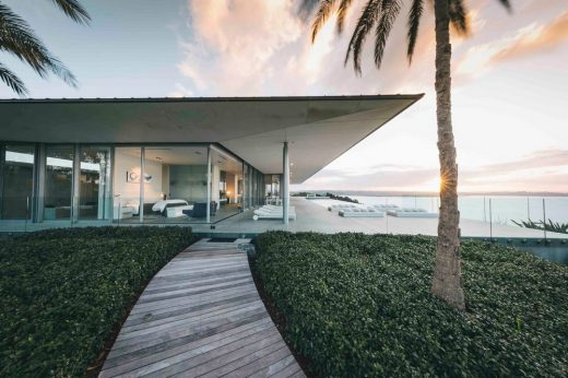 Eagles Nest, Bay of Islands, New Zealand lodges