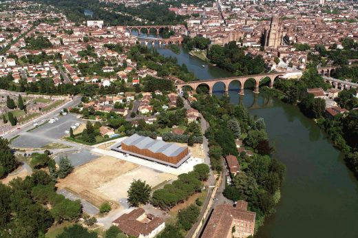 Festival Hall Pratgraussals Albi in Toulouse