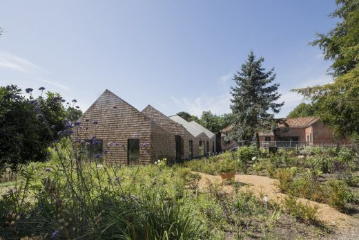 Five Acre Barn BB in Aldeburgh Suffolk