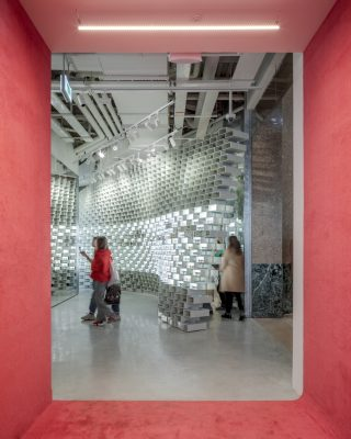 Galeries Lafayette Flagship Store by BIG
