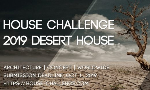 House Challenge 2019 - Desert House Architecture Competition
