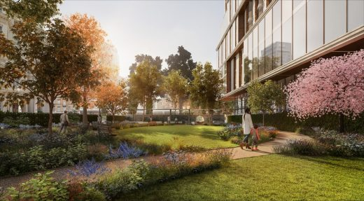 Kensington Forum Redevelopment on Cromwell Road London