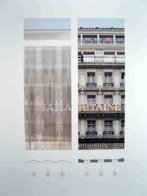 Magasin La Samaritaine Paris retail building