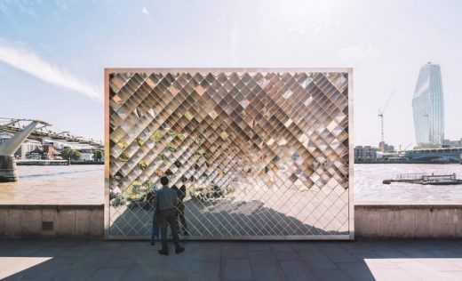 Liminal by Wolfgang Buttress London Festival of Architecture 2019