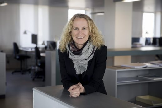 C.F. Møller Architects Partner, CEO Lone Bendorff