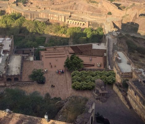 Mehrangarh Fort Visitor and Knowledge Centre in Jodhpur