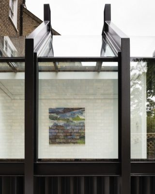 Mies X King George House in London