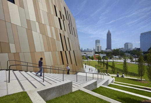 NCCHR building by Perkins + Will Architects USA