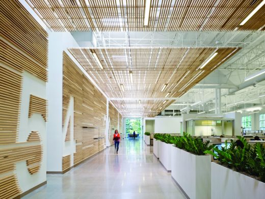 Newell Rubbermaid building by Perkins + Will