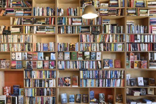 October Books Portswood Road, Southampton interior