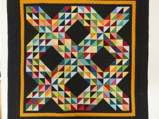 Quilt Wall Hanging pattern design