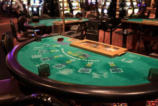 Designing the Picture-Perfect Poker Room