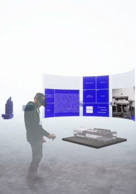 The Reasons Offsite Virtual Exhibition by SUMMARY studio Porto